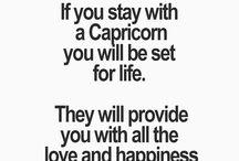 Zodiac Sign Quotes. #Capricorn