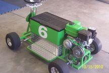 Barstool Racers
