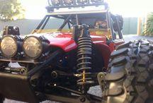 Vaterra Twin Hammers Rock Racer