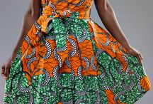 African Print / Women fashion with gorgeous African prints