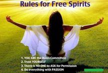 FREE SPIRIT~~ I am that I am