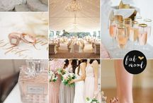 Colour Palettes | Rose Gold Love
