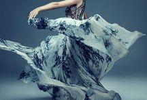 photoshoot jurk en rook