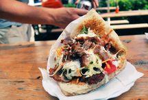 Kebab shop & recipes