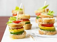 Entertaining - Appetizers & other party foods