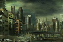 Post-Apocalyptic World