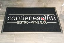 Contiene Solfiti-Bistrò/Wine Bar Pescara / Ecco una delle ultime realizzazioni d'arredamento locali firmate da noi della Tecnobar Tolentino
