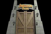Fête Jurassic park