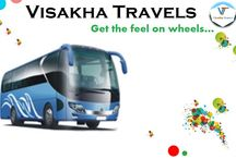 Travel Agency in Bhubaneswar / Explore Each Corner of the Temple City with Visakha Travels.