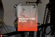 Produktionsbolag