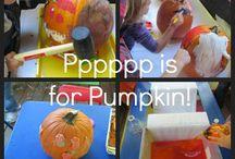 Preschool Pumpkins / by Linda Asbury