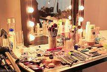 make up room... my kingdom!