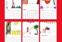 Kalender ideeën school