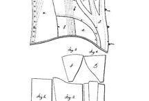 Схема корсета