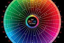 Color Wheel, Symbolism / by Sandy Grant