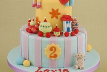 Sienna's Second Birthday