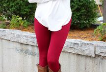 Cute Outfits with Leggings