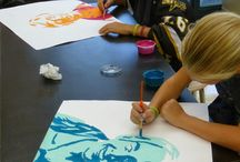 Middle School Art Lessons
