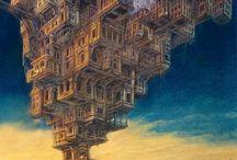 Architektura i inne budyneczki