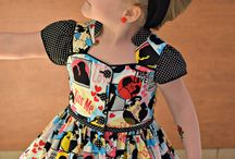 kids Rockabilly dresses