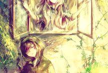 cute girls Illust