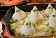 Food - Casseroles / by Lee Turley