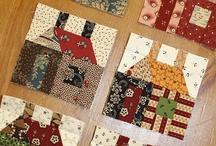 Quilt blocks I / by Arni Austin