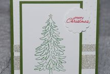 Stampin Up Evergreen