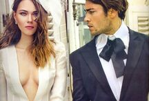 vika & rafael for / İce model mgmt - İstanbul vika & rafael for Alem cover and editorial www.icemodelmgmt.com