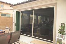 Panoramalite Side to Side Retractable Screens