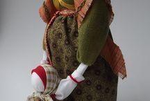 Русские куклы,обереги