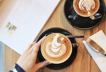 Coffee Artistry / Coffee art of all kinds