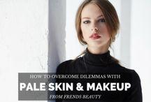 Pale Beauties | frendsbeauty