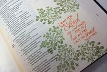 Faith journaling