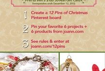 12 Pins of Christmas  / by Lori Bowyer