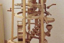 Wooden machines / venablespinterest@grassidesign.com