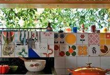 outside kitchen...❤