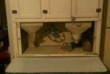 For the love of hoosier cabinets / by Charessa Witham