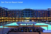 Zen The Inn Resort Hotel / Antalya'da içinizi ısıtacak bir tatil sizi bekliyor. Zen The Inn Resort Hotel'de hem dinlenin hem de Akdeniz'in keyfini çıkarın.