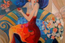 Isaac Maimon / Art by, and inspired by the brilliant Isaac Maimon