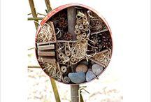 Domečky pro hmyz - Insect´s home