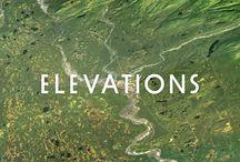 """ELEVATIONS / Si l'altitude ne vous donne pas le vertige, voici une bonne occasion de s'aérer les yeux. Pics, cîmes, chaînes, volcans et grandes plaines. Paysages réalistes et surréalistes. Snaps issus des animations 3D pour l'émission """"Tous les sommets du Monde"""" Diffusion Arte. Welcome on board. Visitez mon site : http://www.fredox.com/"""