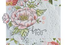SU : Birthday Blooms