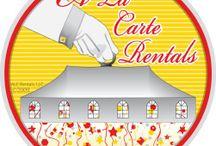 A La Carte Tent & Party Rentals