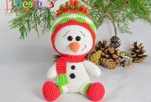 Chirstmas snowman