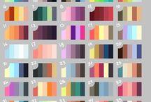 Colour scheme❤
