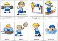 School Vrije tijd en sport