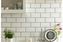 The Subway tile look