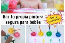 actividades para bebé
