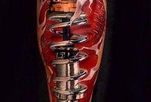 zamierzeniem zrobienie takiego tatuażu